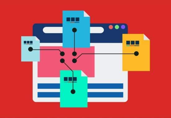 כיצד להגדיר אבטחה בקישורים בניווט Hub באמצעות מיקוד לקהל
